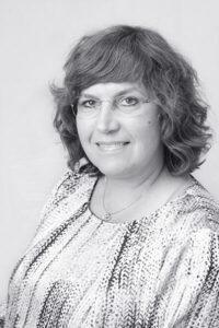 Marijke Roegies Office manager